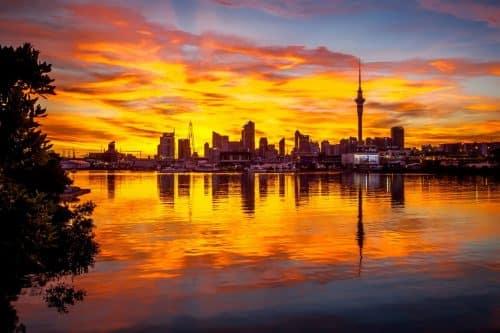 Portfolio Neuseeland