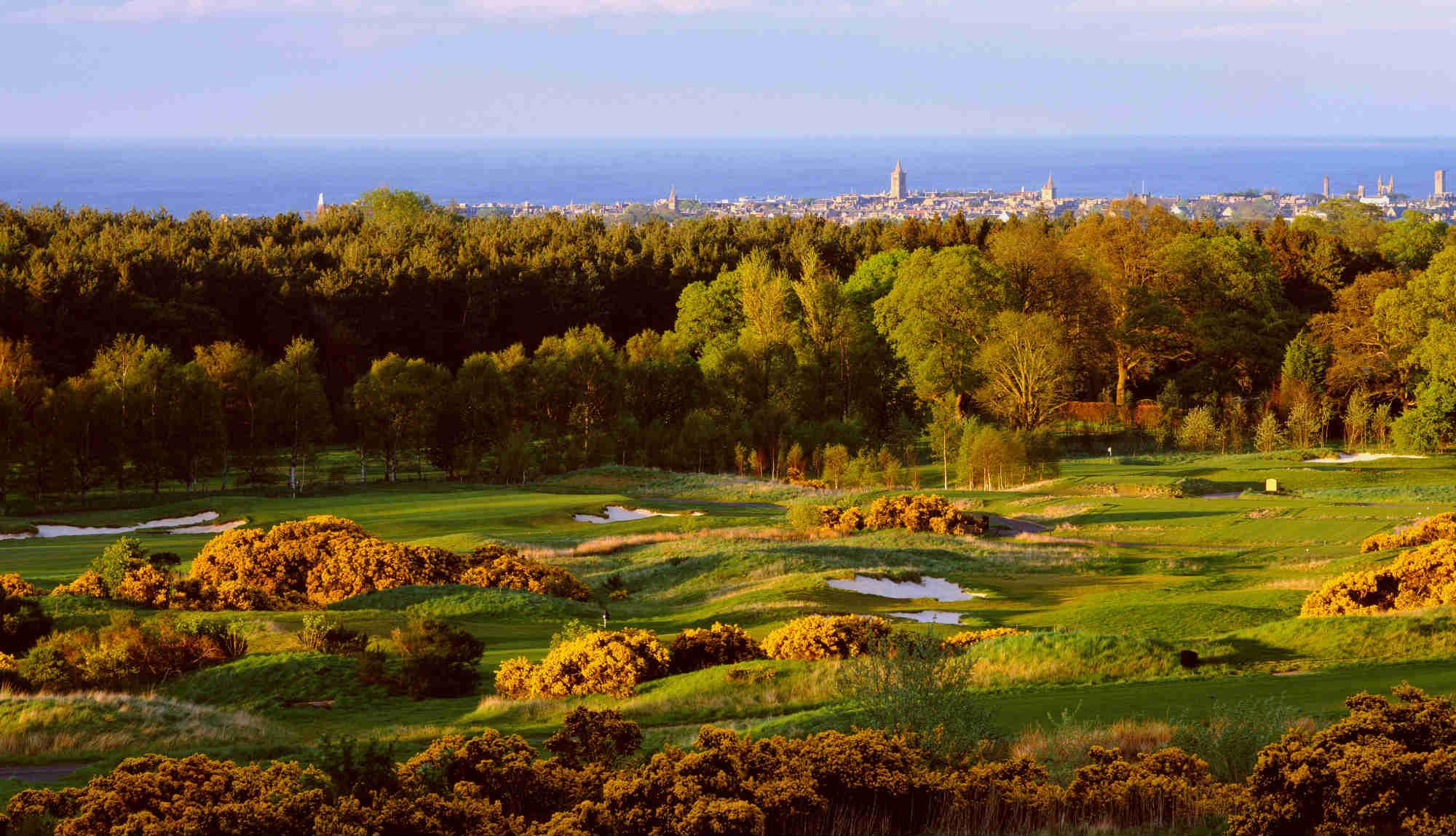 St Andrews Course Tour
